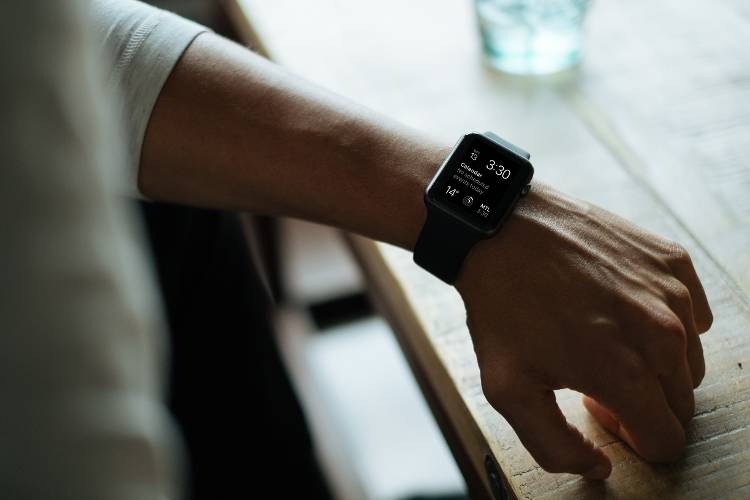 Uso del smartwatch en el trabajo