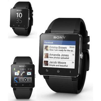 SmartWatch Sony 2 negro