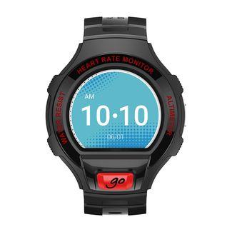 Smartwatch Go Watch Negro y Rojo