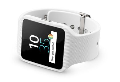 reloj inteligente Sony SmartWatch 3 blanco