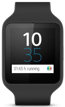 Sony Smartwatch 3 Negro
