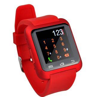 Comprar smartwatch UWatch U8 rojo