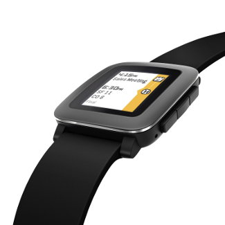 reloj inteligente comprar pebble time