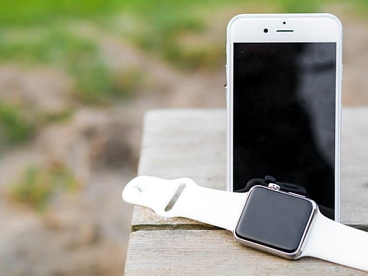 reloj inteligente bateria