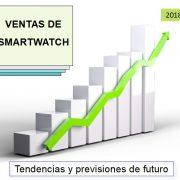 ventas de smartwatch previsiones