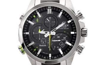 Casio Edifice EQB-500: no llega a smartwatch, ni falta que le hace