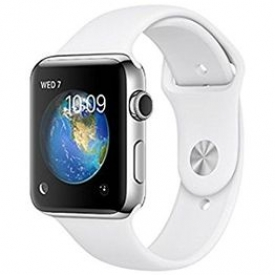 Apple Watch Deportivo Blanco