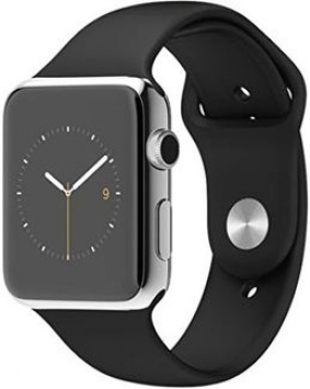 comprar apple watch correa negro deportivo